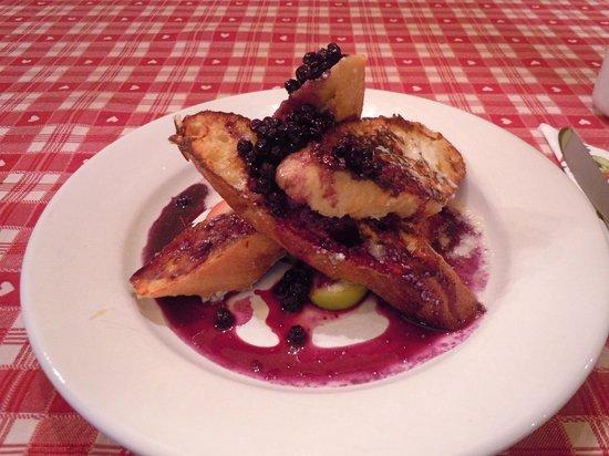 Maison La Chapeliere : Gourmet Breakfasts