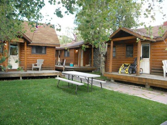 Daven Haven Lodge & Cabins: Cabins at Grand Lake