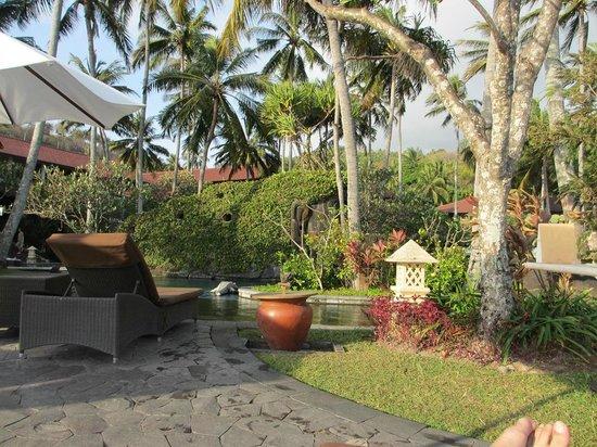 Sheraton Senggigi Beach Resort : Pool