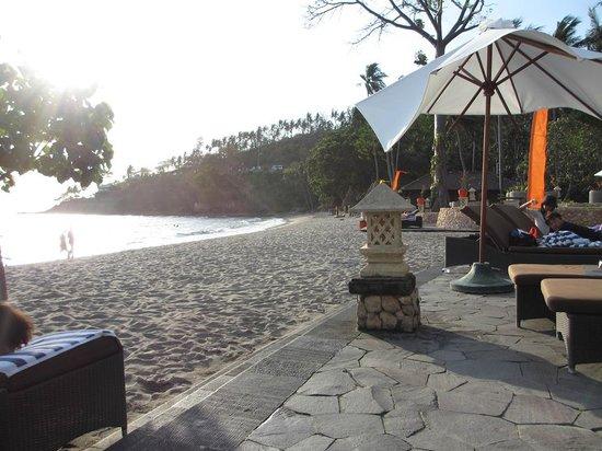 Sheraton Senggigi Beach Resort : Beach 1