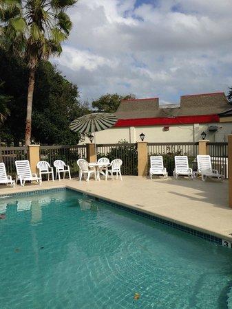 Room 101 ~ Best Western Palm Coast