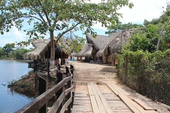 Puerto Lopez, Colombia: Merecure