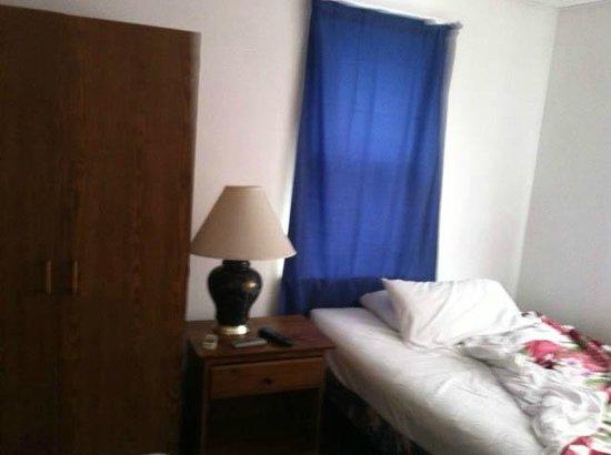 Hernandez Motel : Dopuble bed in room