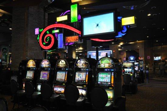 Hard Rock Casino Punta Cana: Diversas