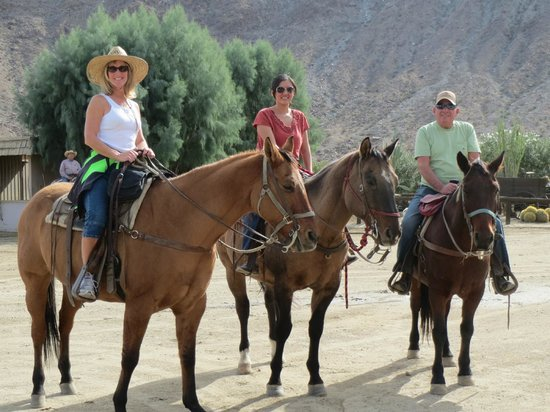 Smoke Tree Stables: Horseback riding in Palm Springs!