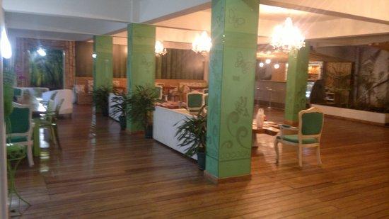 Cocoon Hotel: LOBBY DEL HOTEL
