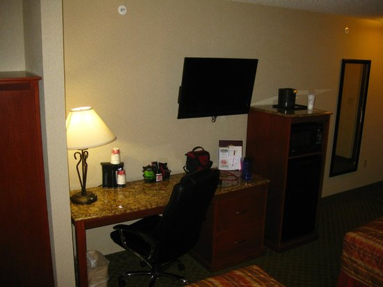 Ramada Frisco : Nice, clean room