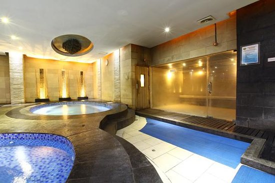 Delta Spa & Health Club Gatot Subroto