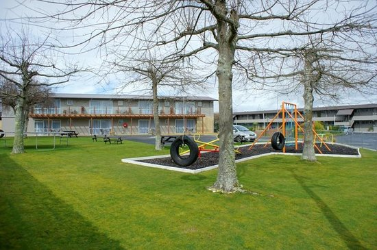 Suncourt Hotel & Conference Centre : Kid's Playground