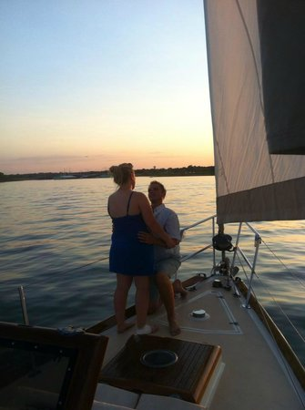 Black Watch Sailing Charters: Best Night Ever