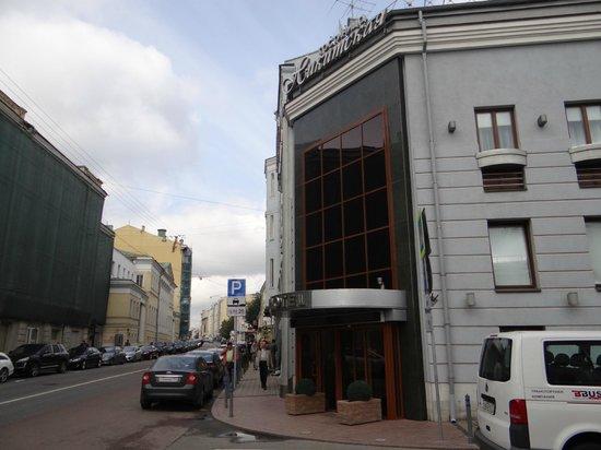 Assambleya Nikitskaya: Hotel