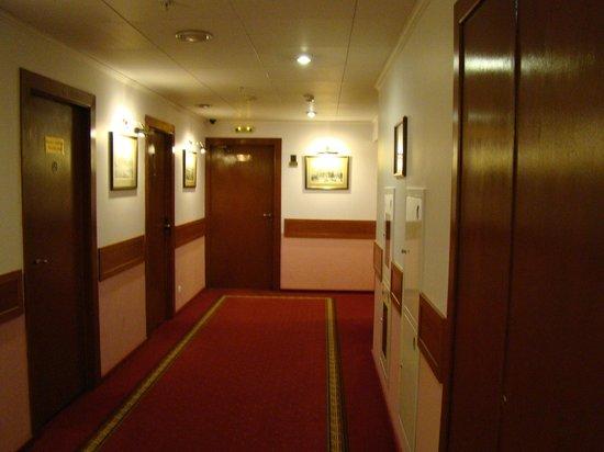 Assambleya Nikitskaya: Hall