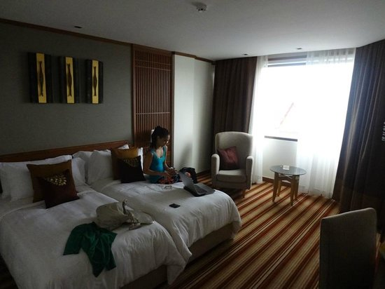 Amari Don Muang Airport Bangkok: Comfortable beds, in a comfortable room