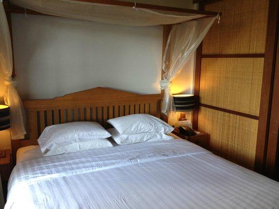 The Studio Bali: Bed