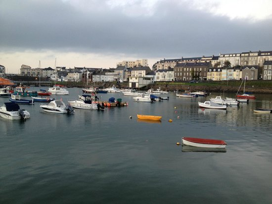 Harbour Heights Bed & Breakfast : The harbor at Portrush