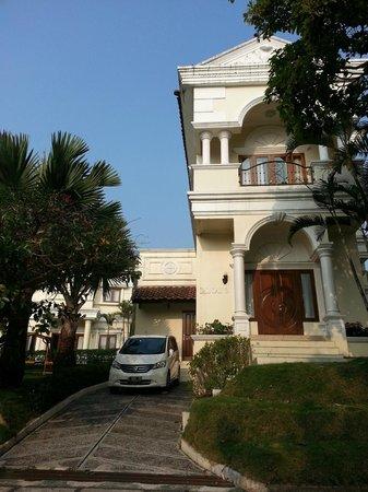 Puncak, Indonesië: Villa