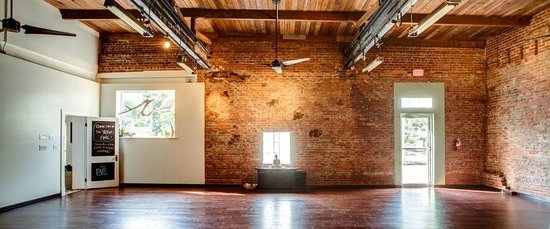 The Body Electric Yoga Company: The Big Room also