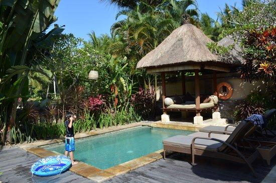 The Ubud Village Resort & Spa : private pool