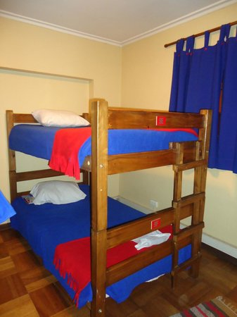 Traveller's Place Hostel: Camas