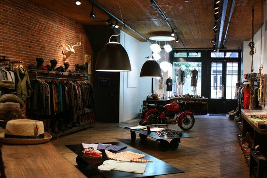 Filadelfia, Pensilvania: Award-winning boutique in Old City Philadelphia.
