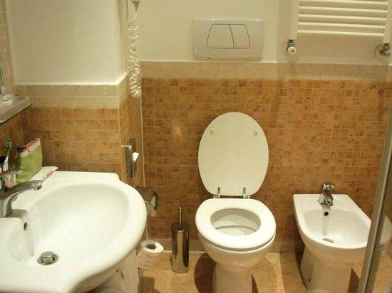 Saint Paul Hotel : Bathroom