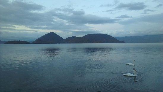 Toya Mizunoeki: 洞爺湖景