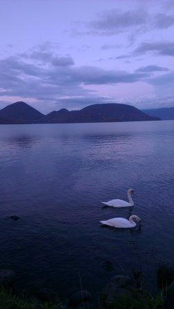Toya Mizunoeki: 洞爺湖景2