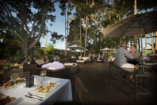 Waterloo Bay Hotel: Fig Beer Garden