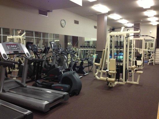 The Playford - MGallery by Sofitel: full gym - very impressive