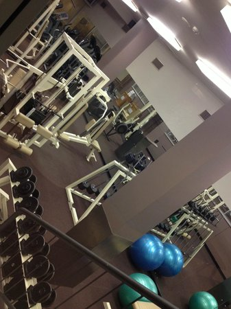 The Playford - MGallery by Sofitel : full gym other angle