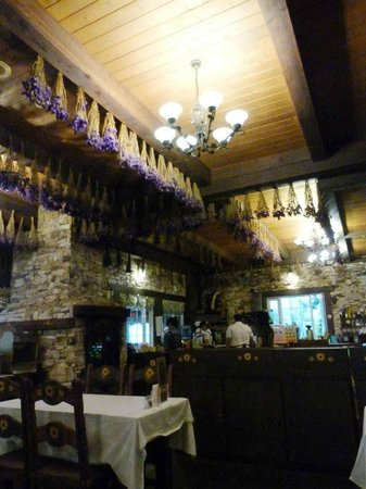 Provence Rose Lodge in Ching Jing B&B: Restaurant