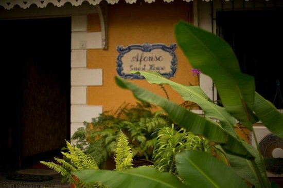 Afonso Guest House: Outside view