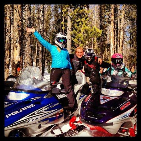 Advanced Preformance Rentals: Fun filled family day at Mt Bachelor
