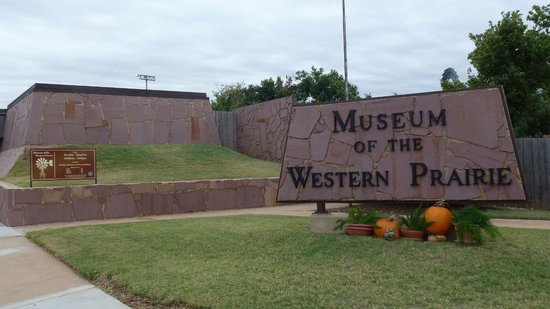Museum of the Western Prairie: museum