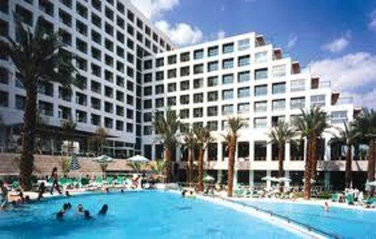 David Dead Sea Resort & Spa : Stunning hotel pool