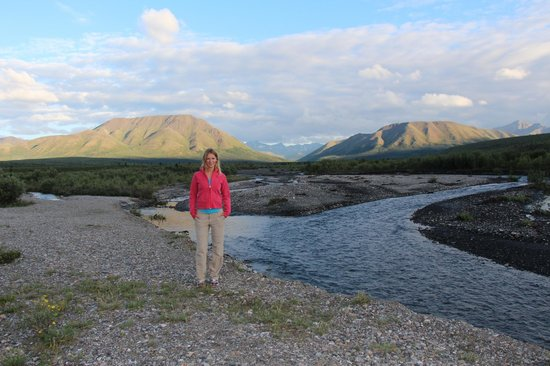 Denali National Park Campgrounds: Savage River