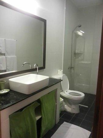 The Kabiki : Washroom