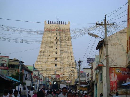 Ramanathaswamy Temple : sri ramanathswamy temple