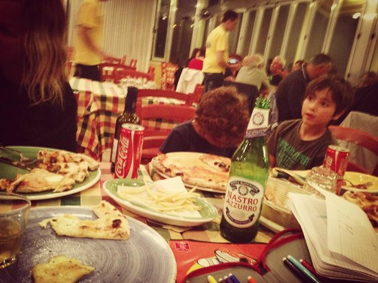 Tora Pizza & Cucina: Tora Pizza Splendido