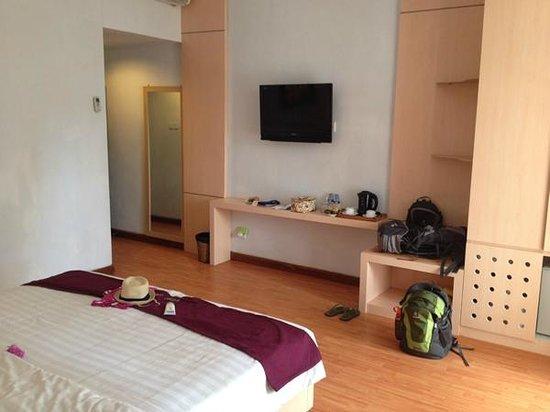 Puri Saron Seminyak: deluxe room
