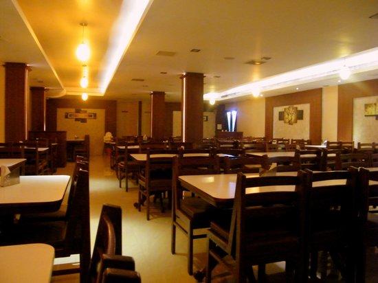 Hotel Sagar : A/C Dining