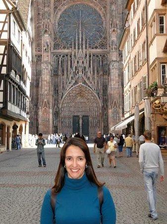 Sofitel Strasbourg Grande Ile : Catedral de Strasbourg