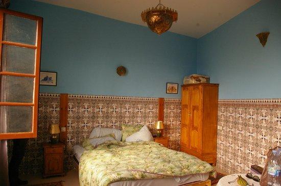 Dar Ahl Tadla: chambre en terrasse