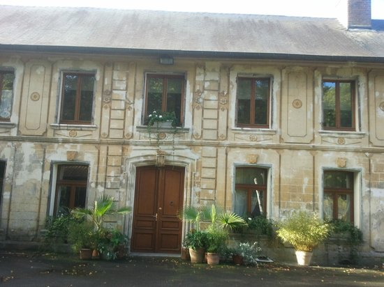 Le Thil B&B : The ancient beautiful B and B