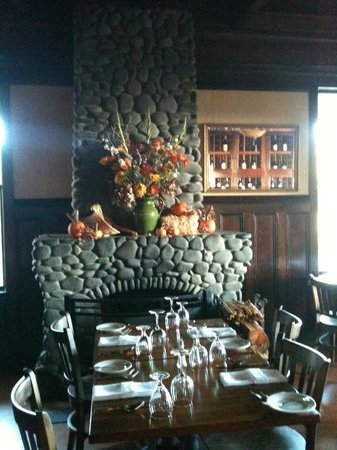 MacCallum House Inn: Restaurant