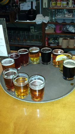 North Bay Brewery Tours: Sampler