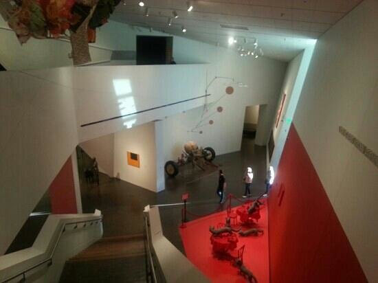 Denver Art Museum : interior