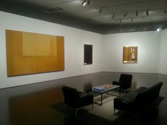 Denver Art Museum: great modern art