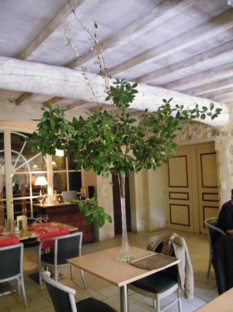 Restaurant LA PETITE FRANCE : decor