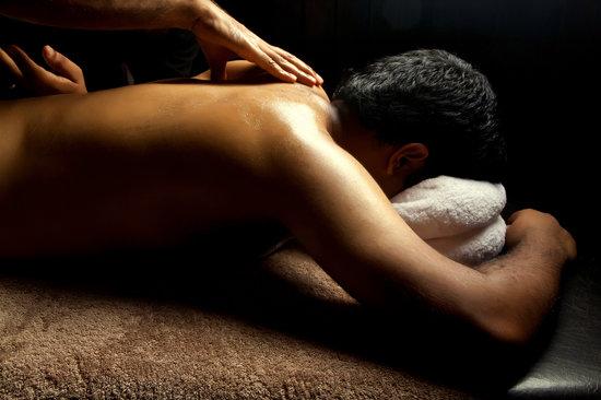 Body Massage-Wild Woods Spa And Resort